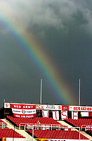 Photo: Leigh Quinnell.<br /> Swindon Town v Boston United. Coca Cola League 2. 30/09/2006. Is Dennis Wise the pot of gold at the end of the rainbow?