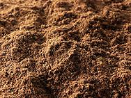 Ground Alspice powder - stock photos