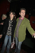 Bella Freud and Oliver Peyton, Solange Azagury-Partridge launches her  perfume plus her new jewellery collection at her store in Westbourne Grove. London. 14 November 2006. ONE TIME USE ONLY - DO NOT ARCHIVE  © Copyright Photograph by Dafydd Jones 66 Stockwell Park Rd. London SW9 0DA Tel 020 7733 0108 www.dafjones.com