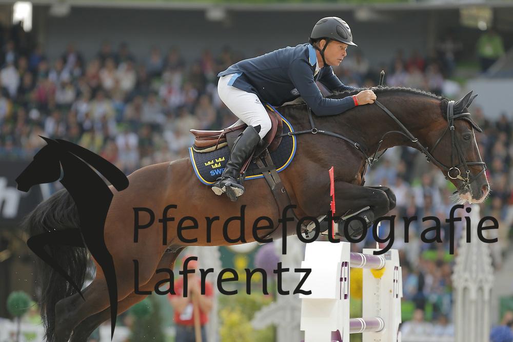 Bengtsson, Rolf-Göran, Casall ASK<br /> Normandie - WEG 2014<br /> Springen - Finale IV<br /> © www.sportfotos-lafrentz.de/ Stefan Lafrentz