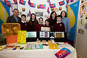 24/11/2019 repro free: Paul Mee, Chairperson, Galway Science and Technology Festival,  Scoil Bhrendain naofa Clonfert at the exhibition day at NUI Galway where over 20,000 people attended exhibition stands  from schools to Multinational Companies . Photo:Andrew Downes, xposure