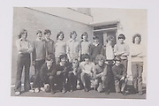 Some Members of Nengah CBS Inter-Cert class 1973, Michael Cullinane, Paddy Gelston, Niall Brooks, John Grace, Martin Kirwan, Geraghty, Donal Flannery, Hubert Durkan, John Carroll, Tom Egan, Richard Rouine, Tom Rafter, Willie Collins, Richard Fogarty and Gaynor Crawford (pics by W J H),