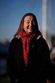 Jeanne Socrates Victoria Dock November 21, 2019