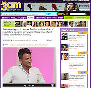 Peter Andre / 3am / 19th October 2011.