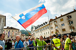 The fans during 3rd Stage of 26th Tour of Slovenia 2019 cycling race between Zalec and Idrija (169,8 km), on June 21, 2019 in Slovenia. Photo by Matic Klansek Velej / Sportida