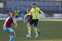 Richard Bennett. Weymouth FC 1-0 Stockport CountyFC. Vanarama National League. Bob Lucas Stadium. 6.3.21
