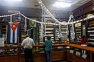 Drugstore in Ciego de Avila, Cuba.