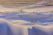 Winter, Snow, Tiana Beach is located on a  barrier island off of Long Island's southern shore, Hampton Bays, NY