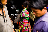 From the market in Bac Ha, in northern Vietnam.