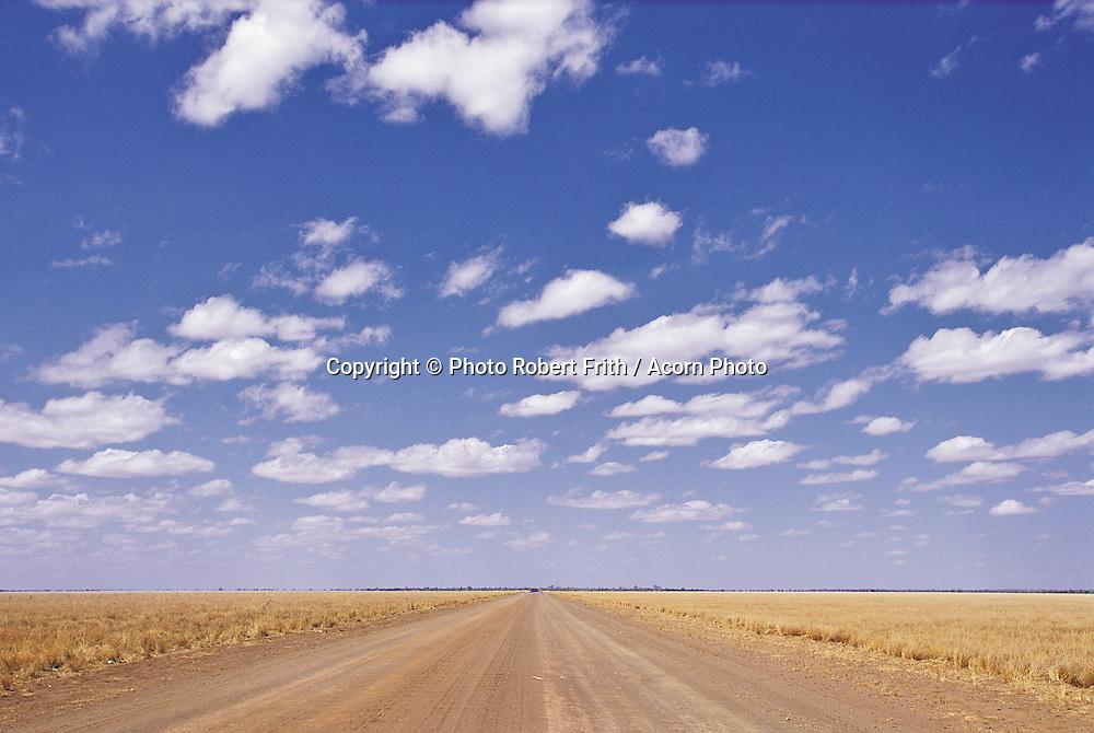 Gravel road near Derby<br /> Ellendale