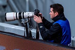 09-11-2018 NED: UEFA WC play-off final Netherlands - Switzerland, Utrecht<br /> European qualifying for the 2019 FIFA Women's World Cup - media photographer Koen ANP