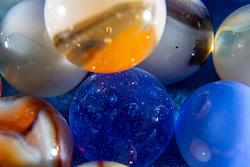 Toy Marble Macro