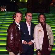 Premiere Red Dragon Amsterdam, Kas van Iersel en de Broertjes Wind