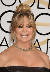 Goldie Hawn at the 74th Annual Golden Globe Awards.<br />(Beverly Hills, CA)