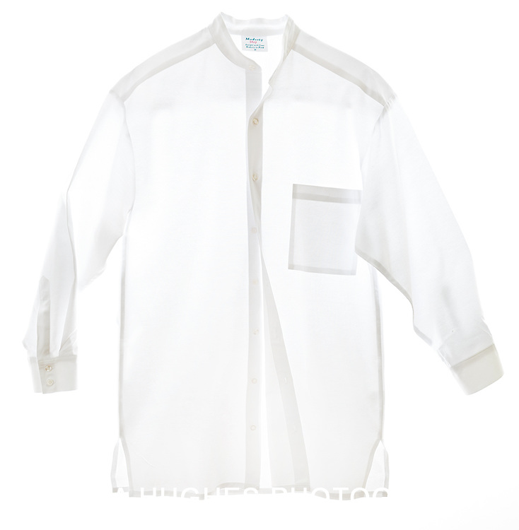 White Shirt with Backlighting