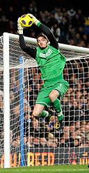 14.11.2010, Stamford Bridge, London, ENG, PL, FC Chelsea vs FC Sunderland, im Bild Craig Gordon of Sunderland..Chelsea v Sunderland.English Premiership,.Stamford Bridge, London. UK. .14/11/10,. EXPA Pictures © 2010, PhotoCredit: EXPA/ IPS/ Sean Ryan +++++ ATTENTION - OUT OF ENGLAND/UK +++++