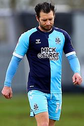 Wes Hoolahan of Cambridge United - Mandatory by-line: Ryan Crockett/JMP - 20/02/2021 - FOOTBALL - One Call Stadium - Mansfield, England - Mansfield Town v Cambridge United - Sky Bet League Two