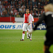 NLD/Amsterdam/20060823 - Ajax - FC Kopenhagen, Kenneth Perez