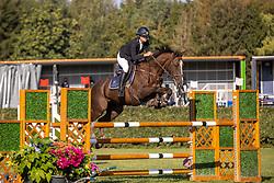 Raemdonck Elien, BEL, Fara Droeshout<br /> Nationaal Kampioenschap LRV Paarden<br /> Lummen 2020<br /> © Hippo Foto - Dirk Caremans<br /> 26/09/2020