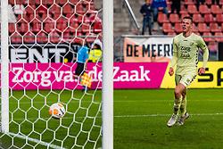 27-09-2018 NED: FC Utrecht - MVV Maastricht, Utrecht<br /> First round Dutch Cup stadium Nieuw Galgenwaard / Nick Venema #29 of Utrecht scores the 2-0
