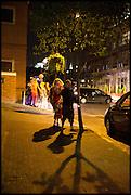 Andrew Logan's Alternative Miss World 2014. Shakespeare's Globe, London. 18 October 2014.