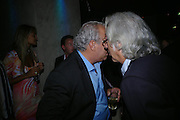 Philip Green with Sasha from Monoco ( Jonny's father) . Opening of new   West End nightclub Movida, Argyll Street. London W1.  June 8, 2005 in London, EnglandONE TIME USE ONLY - DO NOT ARCHIVE  © Copyright Photograph by Dafydd Jones 66 Stockwell Park Rd. London SW9 0DA Tel 020 7733 0108 www.dafjones.com