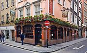 Londyn, 2009-10-24. Londyńska dzielnica Soho.