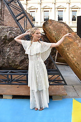 Clara Paget at the Royal Academy Of Arts Summer Exhibition Preview Party 2018 held at The Royal Academy, Burlington House, Piccadilly, London, England. 06 June 2018.
