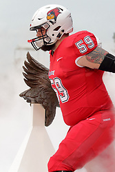NORMAL, IL - September 08: Gabe Megginson during 107th Mid-America Classic college football game between the ISU (Illinois State University) Redbirds and the Eastern Illinois Panthers on September 08 2018 at Hancock Stadium in Normal, IL. (Photo by Alan Look)