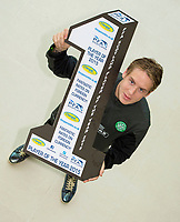 05/05/15  <br /> LENNOXTOWN<br /> Celtic star Stefan Johansen reflects on collecting the Cheque Centre PFA Scotland SPFL Player of the Year Award for 2015.