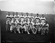6/12/1953<br /> 12/6/1953<br /> 6 December 1953<br /> Senior Hurling Championship: St. Vincents v Glen Rovers at Croke Park.<br /> St. Vincents Team