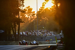 June 17, 2017 - Le Mans, France - 36 SIGNATECH ALPINE MATMUT (FRA) ALPINE A470 GIBSON LMP2 ROMAIN DUMAS (FRA) GUSTAVO MENEZES (USA) MATT RAO  (Credit Image: © Panoramic via ZUMA Press)