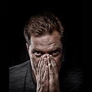 Michael Shannon Portrait