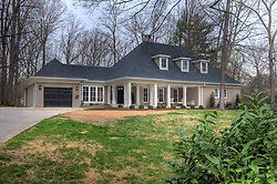 1900 Virginia Ave. McLean, VA contractor JK developement Front home exterior