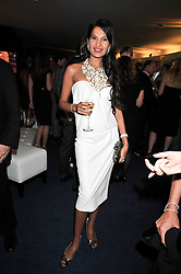 GOGA ASHKENAZI at the annual GQ Awards held at the Royal Opera House, Covent Garden, London on 8th September 2009.