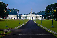 Indonesia, Java, Bogor. Istana Bogor is one of 6 Presidential Palaces in Indonesia.