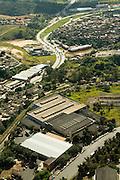 contagem_MG, Brasil...Imagem aerea de uma industria em Contagem, Minas Gerais...A industry arial view in Contagem, Minas Gerais...Foto: BRUNO MAGALHAES / NITRO