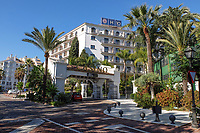 Hotel H10 Nueva Andalucia, Casino, Puerto Banus, Spain. November, 2017, 201711244045<br />