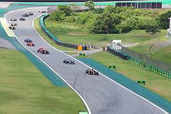 November 17, 2019, Sao Paulo, Sao Paulo, Brazil: Formula One Grand Prix of Brazil 2019 at Interlagos circuit, in Sao Paulo, Brazil, on Sunday, November 17. (Credit Image: © Paulo Lopes/ZUMA Wire)