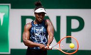 Sloane Stephens of the United States during practice ahead of the Roland-Garros 2021, Grand Slam tennis tournament, Qualifying, on May 28, 2021 at Roland-Garros stadium in Paris, France - Photo Rob Prange / Spain ProSportsImages / DPPI / ProSportsImages / DPPI