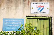 Militar Municipal in Gibara, Holguin, Cuba.