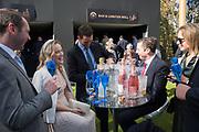 FROM LEFT: NIALL KELLY, MARY ANN WEIGHTMAN, PATRICK MULLIN, FROM IRELAND, Qatar Prix de l'Arc de Triomphe, Longchamp, Paris, 6 October 2019