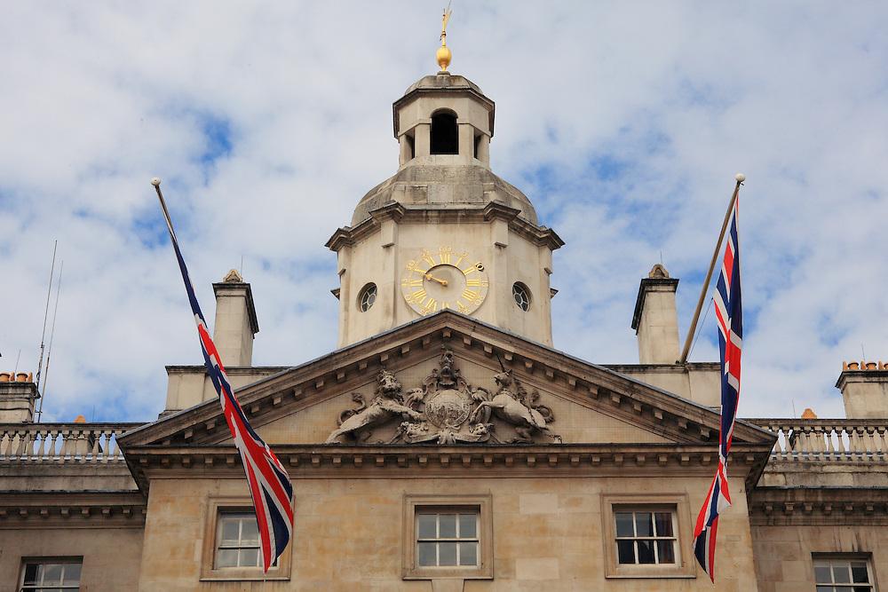 Horse Guards Clock Tower - London, UK