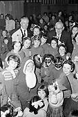 1961 - Irish Shell driver's Christmas party.  B999.