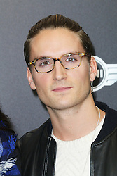 Oliver Proudlock, The World Premiere of the New MINI, Old Sorting Office, London UK, 18 November 2013, Photo by Richard Goldschmidt © Licensed to London News Pictures. Photo credit : Richard Goldschmidt/Piqtured/LNP
