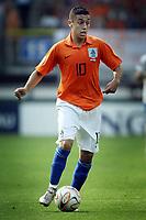 Fotball<br /> UEFA U21 Championships<br /> 10.06.2007<br /> Nederland v Israel 1-0<br /> Foto: ProShots/Digitalsport<br /> NORWAY ONLY<br /> <br /> ismail aissati