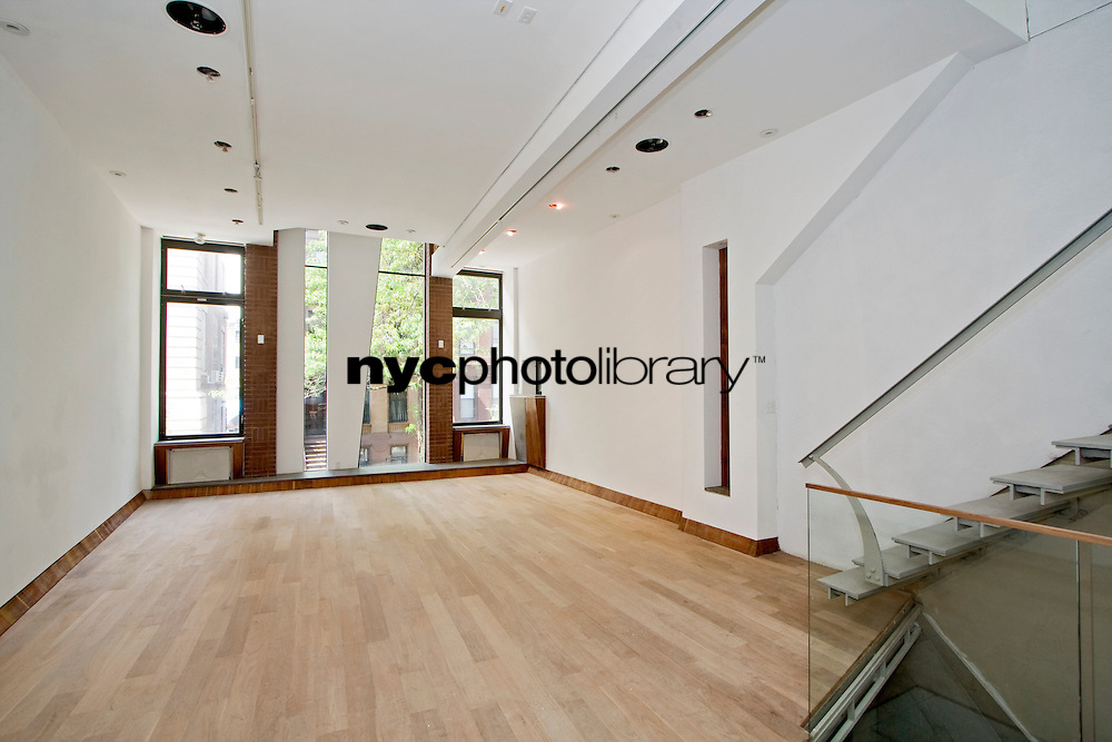 Living Room at 11 East 128th Street
