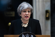 2017-06-04 Prime Minister Theresa May addresses media following London Bridge attack