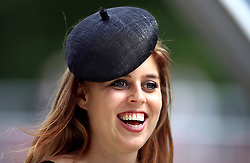 Princess Beatrice of York during day five of Royal Ascot at Ascot Racecourse.