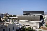 Griekenland, Athene, 5-7-2008Gezicht op het nieuwe museum van de akropolisFoto: Flip Franssen
